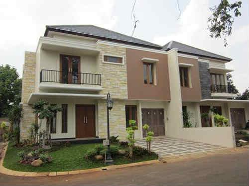 Dijual Rumah Di Pasar Rebo, 900 Juta an Rumah Brand In New- System Cluster