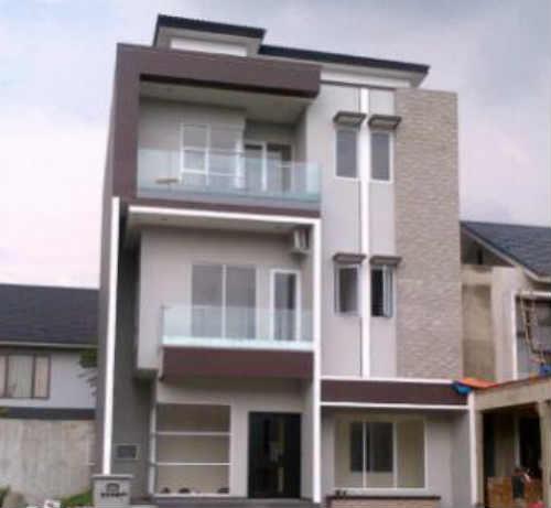 Rumah Dijual Di Kemayoran, 8 Miliar an Rumah Di Springhill- Mewah- Asri