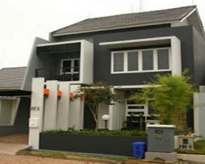 rumah dijual di Bambu Apus