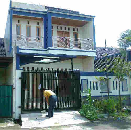 rumah dijual di Green Mansion, Daan Mogot