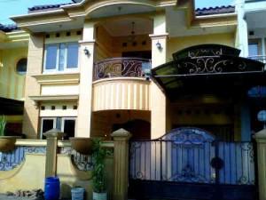 rumah dijual di Kemanggisan