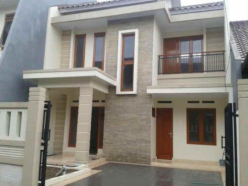 Iklan Rumah Dijual Di Condet, 1 Miliar an Rumah Cluster 2 Lantai- New