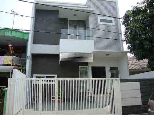 rumah dijual di Duren Sawit