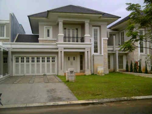 Rumah Dijual Di Alam Sutera, 7 Miliar an Rumah Dengan Fasilitas Lengkap- Baru dan Minimalis