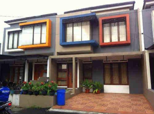 Iklan Dijual Rumah Di Munjul, 1 Miliar an Rumah Modern Minimalis 2 Lantai - Like New