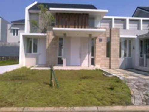 Iklan Dijual Rumah Di Sawangan, 400 Juta an Brand In New - D'Lisdin Green Residence