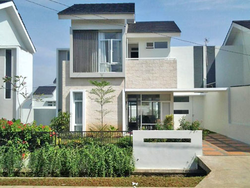 rumah dijual di Jurangmangu