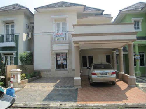Rumah Dijual Di Cinere, 1 Miliar an Town House Pertiwi - New