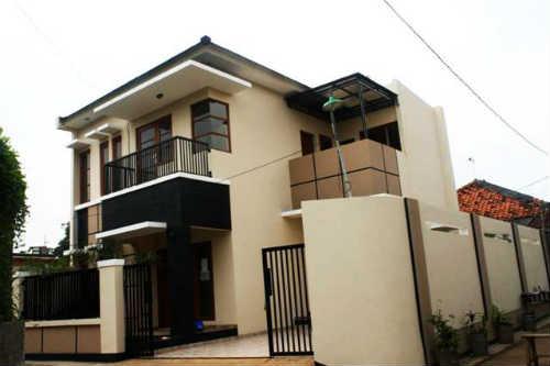 rumah dijual di Pos Pengumben